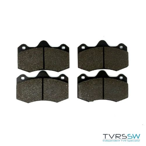 Brake Pads Front DS2500 - J0464